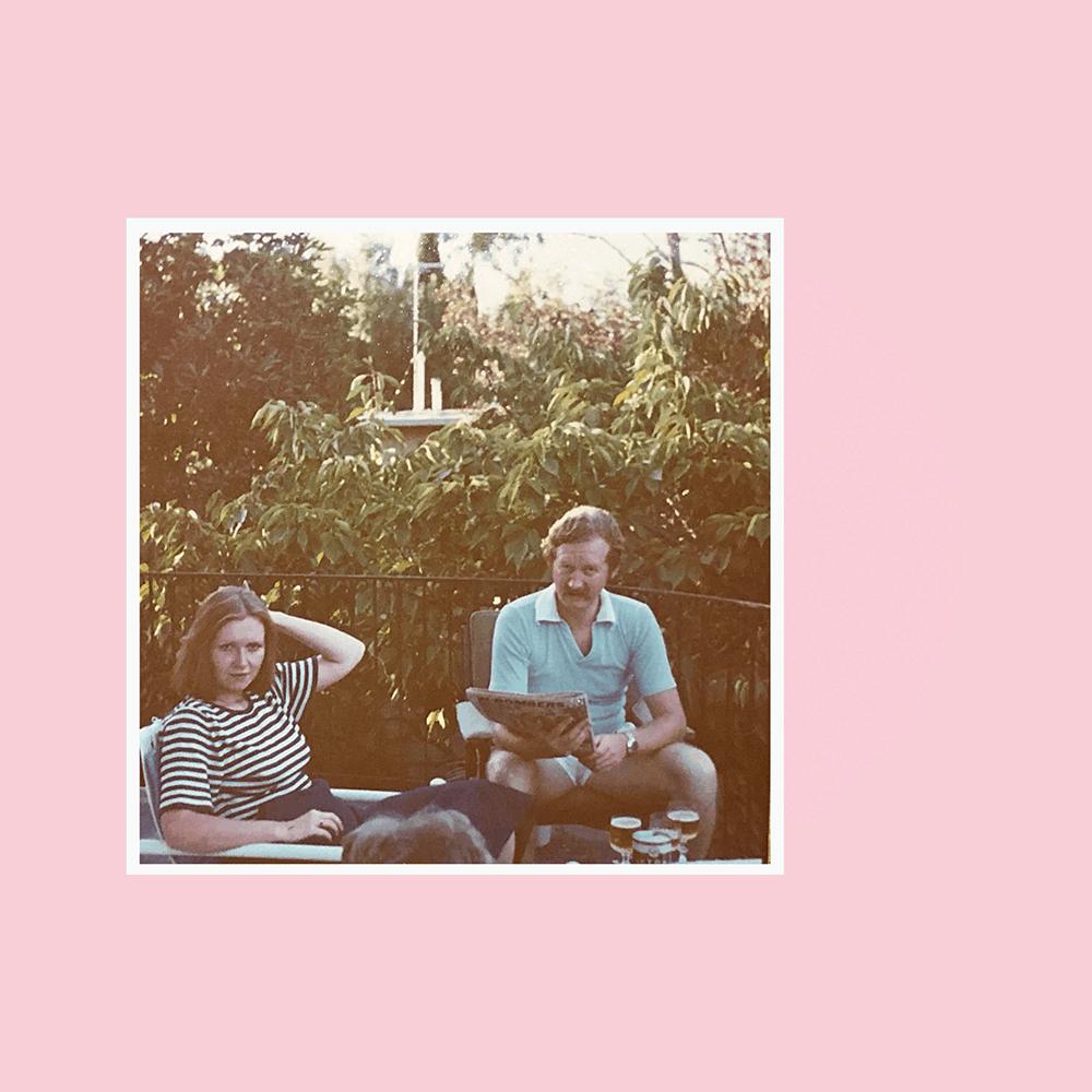 Hugh Harris Limited Edition Pink Vinyl - Signed