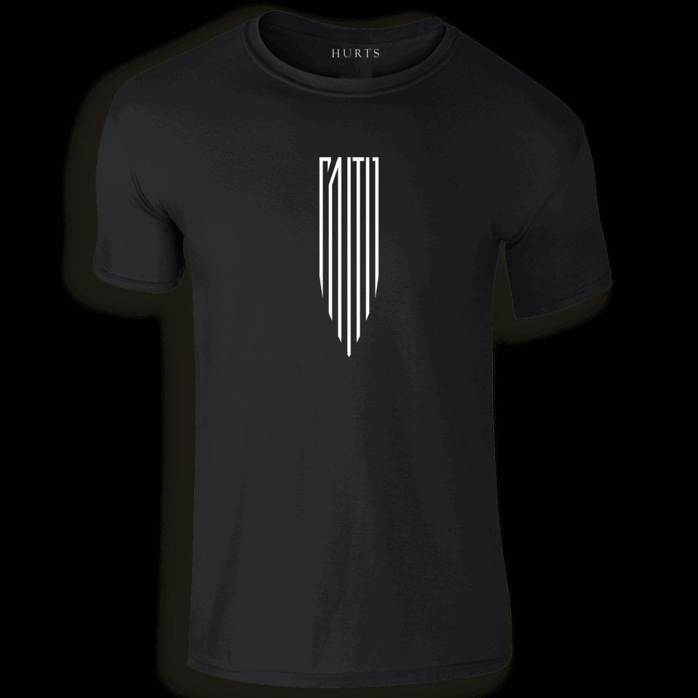 Buy Online HURTS - Faith Logo T-Shirt