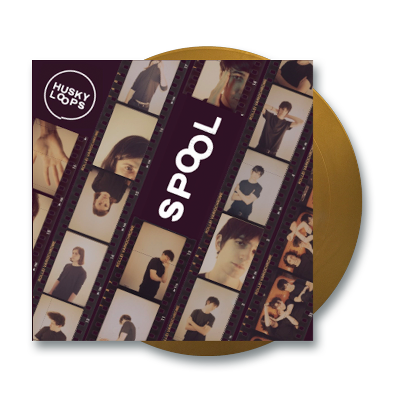 Buy Online Husky Loops - Spool Vinyl EP Gold