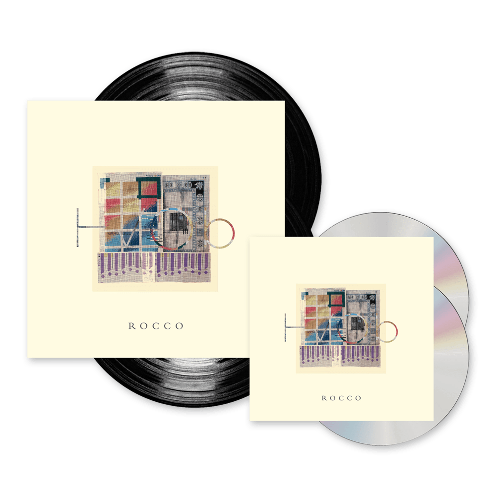 Buy Online HVOB - Rocco 2CD Album + Double Vinyl LP