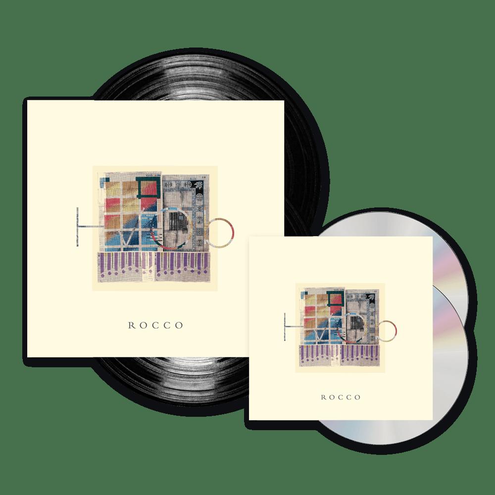 Buy Online HVOB - Rocco 2CD Album + Double Vinyl