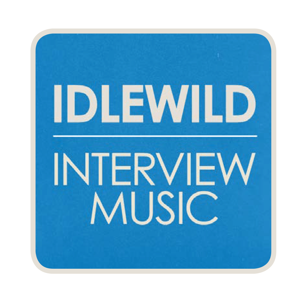 Buy Online Idlewild - Interview Music badge