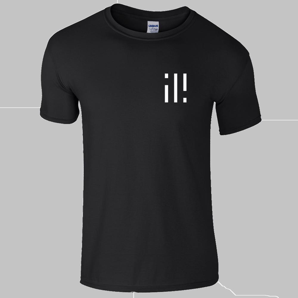 Buy Online ili - ili White Logo T-Shirt