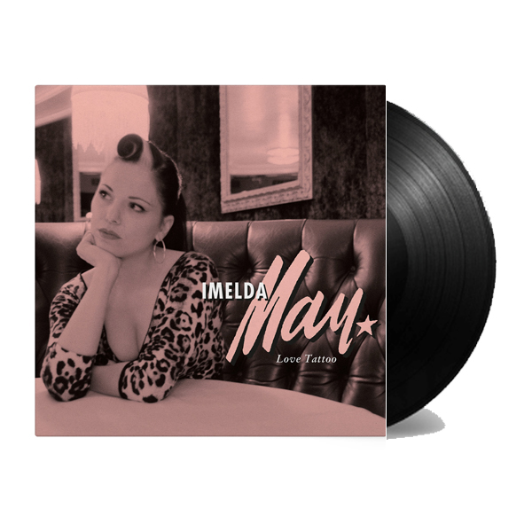 Buy Online Imelda May - Love Tattoo Vinyl (Ltd Edition)