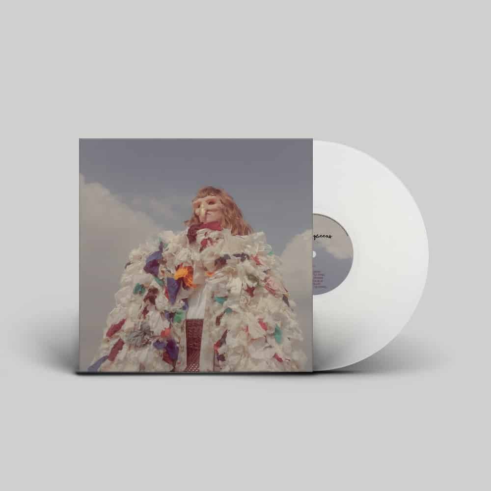 Buy Online Indian Queens - God Is A Woman White Vinyl (Signed)