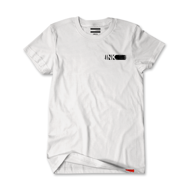 Buy Online INK. - White Album T-Shirt