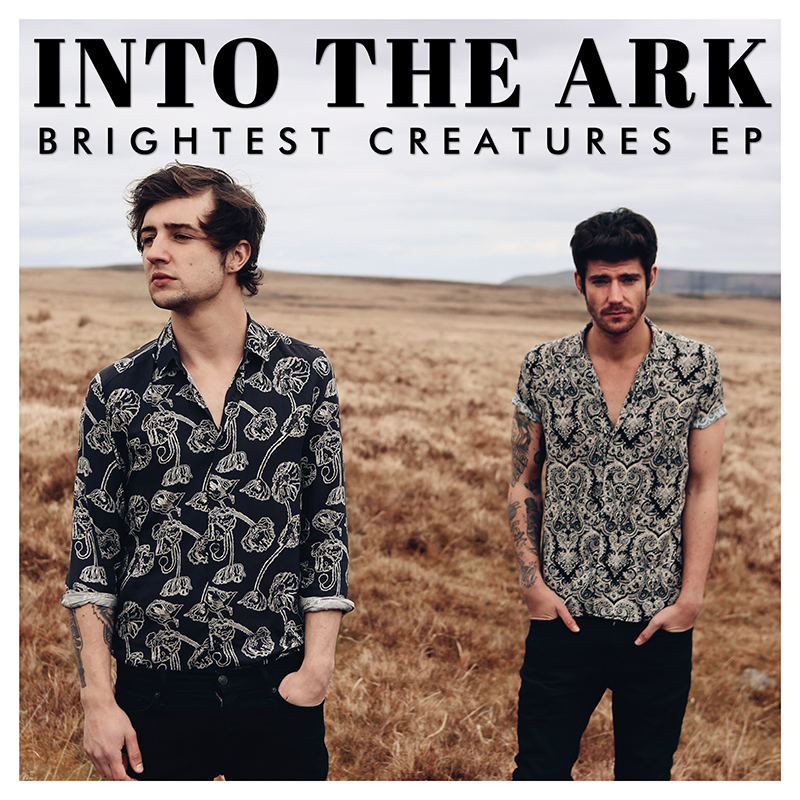 Buy Online Into The Ark - Brightest Creatures EP  (SIGNED)