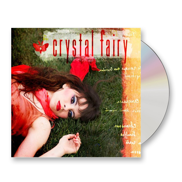 Buy Online Crystal Fairy - Crystal Fairy Digipak CD Album