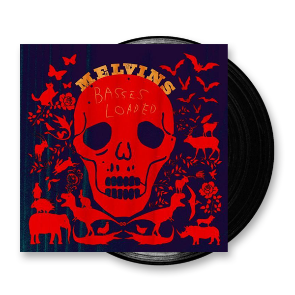Buy Online Melvins - Basses Loaded Black Vinyl LP