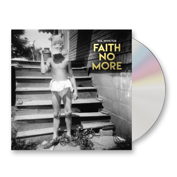 Buy Online Faith No More - Sol Invictus Digipak CD Album
