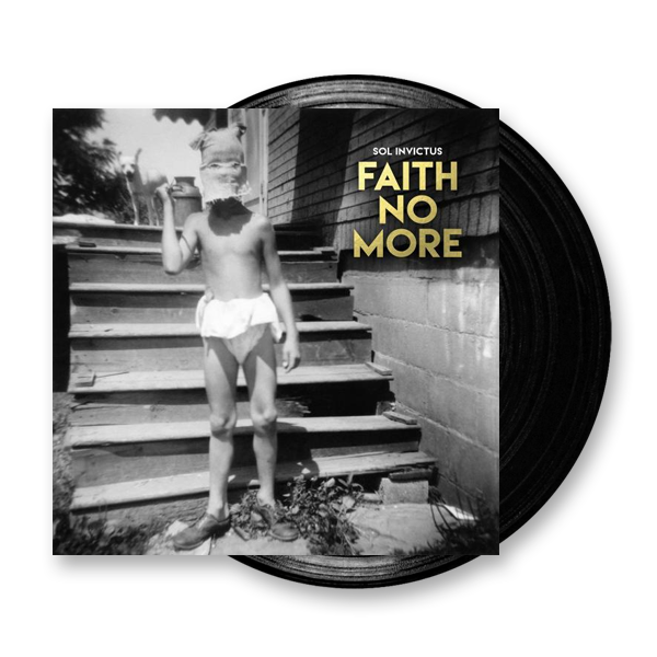 Buy Online Faith No More - Sol Invictus Black Vinyl LP