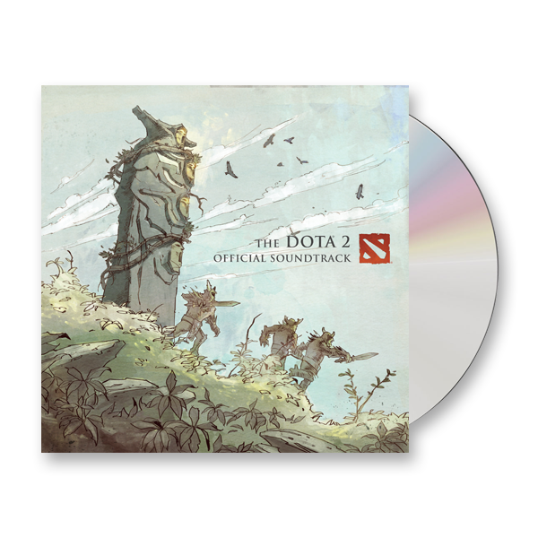 Buy Online Valve Studio Orchestra - The DOTA 2 Official Soundtrack