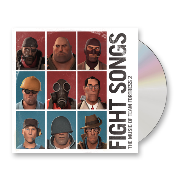Buy Online Valve Studio Orchestra - Fight Songs: The Music Of Team Fortress