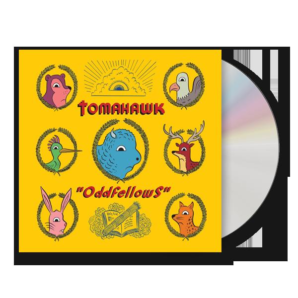 Buy Online Tomahawk - Oddfellows CD Album