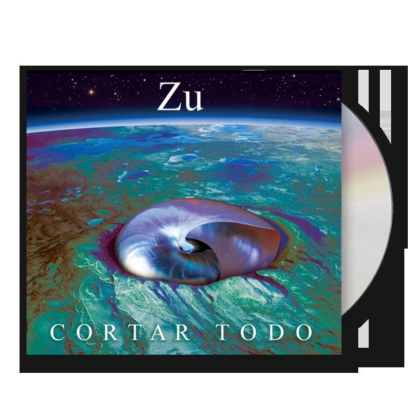 Buy Online Zu - Cortar Todo CD Album