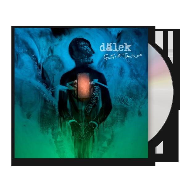 Buy Online Dälek - Gutter Tactics CD Album