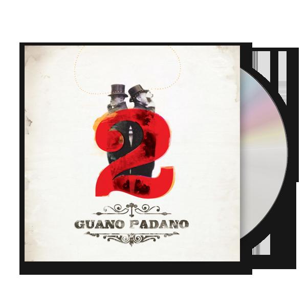 Buy Online Guano Padano - 2 CD Album