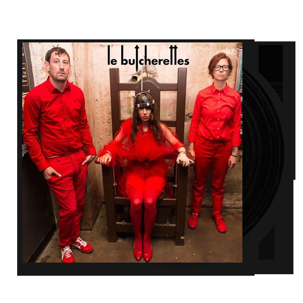 Buy Online Le Butcherettes - Shave The Pride 7-Inch Vinyl