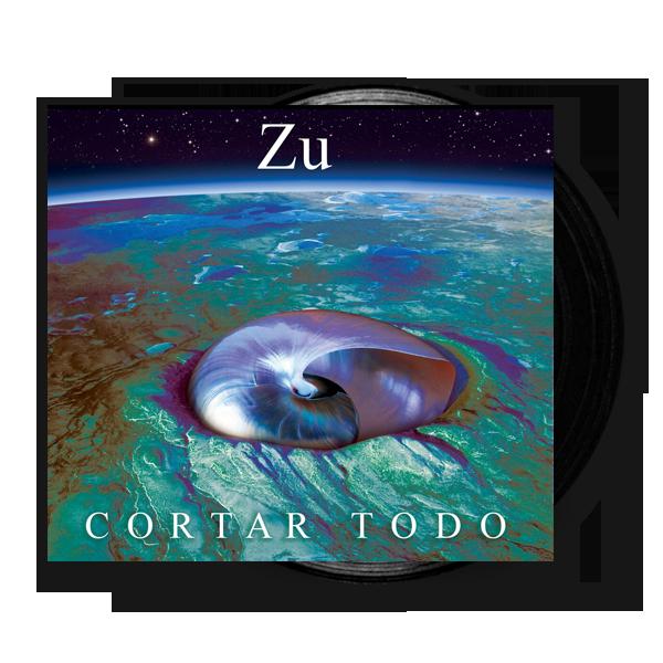 Buy Online Zu - Cortar Todo Vinyl LP