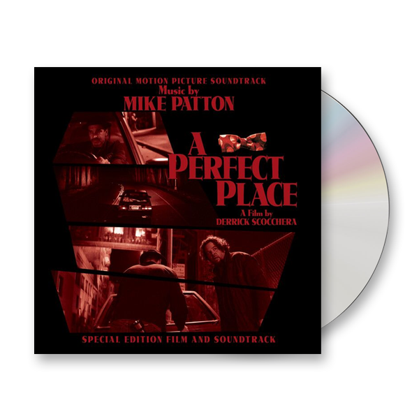 Buy Online Mike Patton - A Perfect Place - Original Motion Picture Soundtrack
