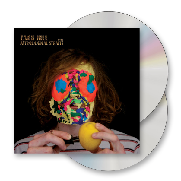 Buy Online Zach Hill - Astrological Straits