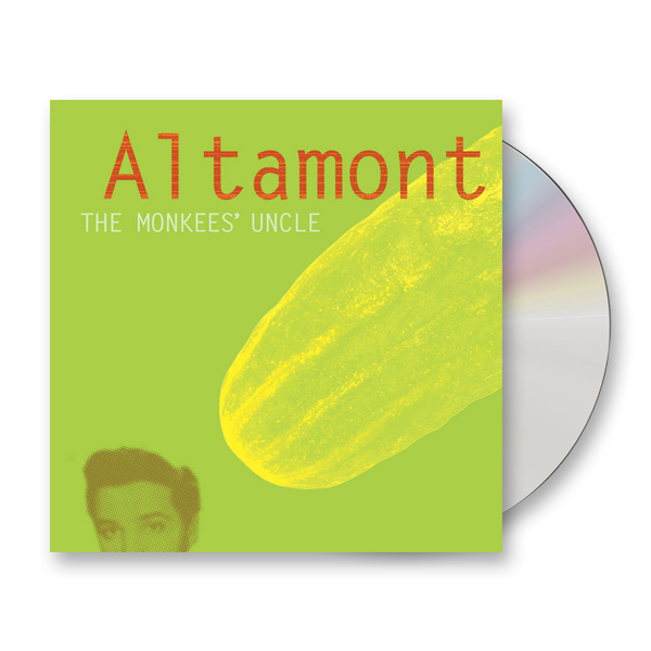Buy Online Altamont - The Monkees' Uncle CD Album