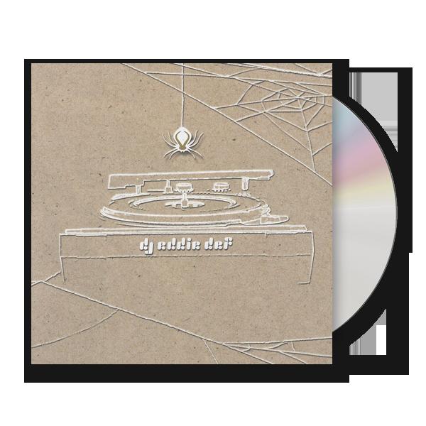 Buy Online DJ Eddie Def - Inner Scratch Demons CD Album