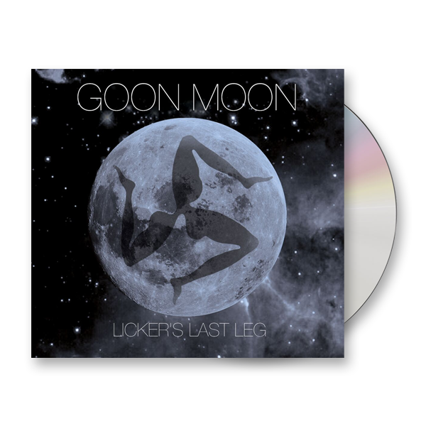 Buy Online Goon Moon - Licker's Last Leg CD Album