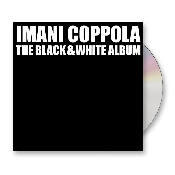 Buy Online Imani Coppola - Black & White Album CD Album