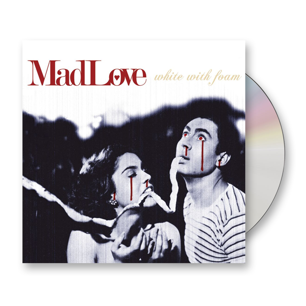 Buy Online MadLove - White With Foam