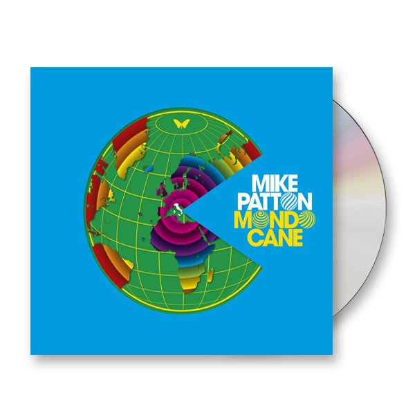 Buy Online Mike Patton - Mondo Cane CD Album