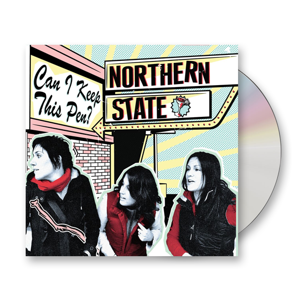 Buy Online Northern State - Can I Keep This Pen? CD Album