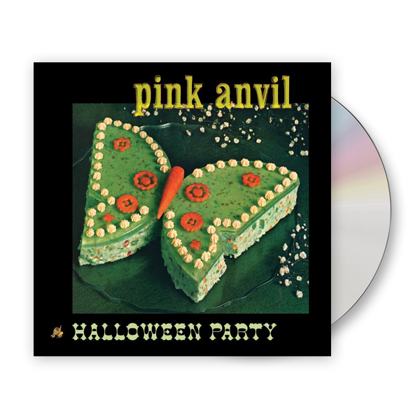 Buy Online Pink Anvil - Halloween Party CD Album