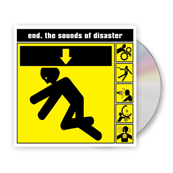 Buy Online The End - The Sounds Of Disaster CD Album