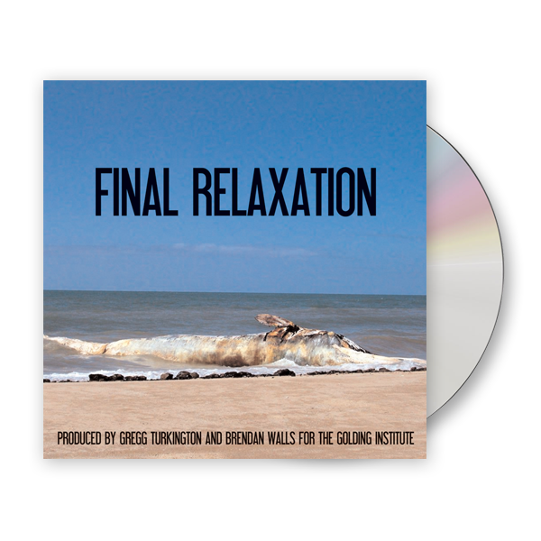 Buy Online The Golding Institute - Final Relaxation