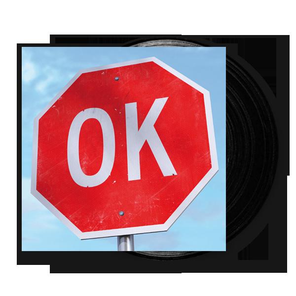 Buy Online Split Cranium - I'm The Devil And I'm OK Black Vinyl LP