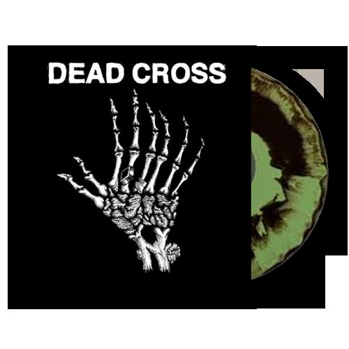 Buy Online Dead Cross - Dead Cross EP 10-Inch Black/Green Swirl Vinyl