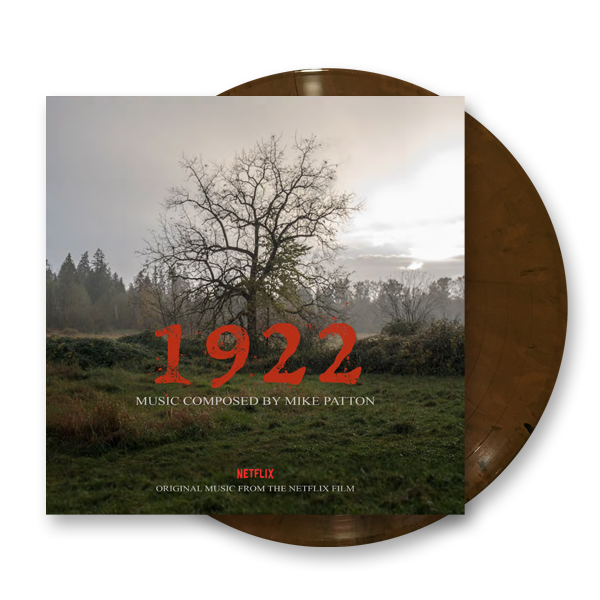 Buy Online Mike Patton - 1922 (Original Motion Picture Soundtrack) Hardwood Coloured