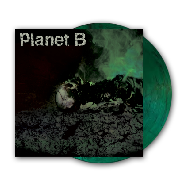 Buy Online Planet B - Planet B Coloured Vinyl LP