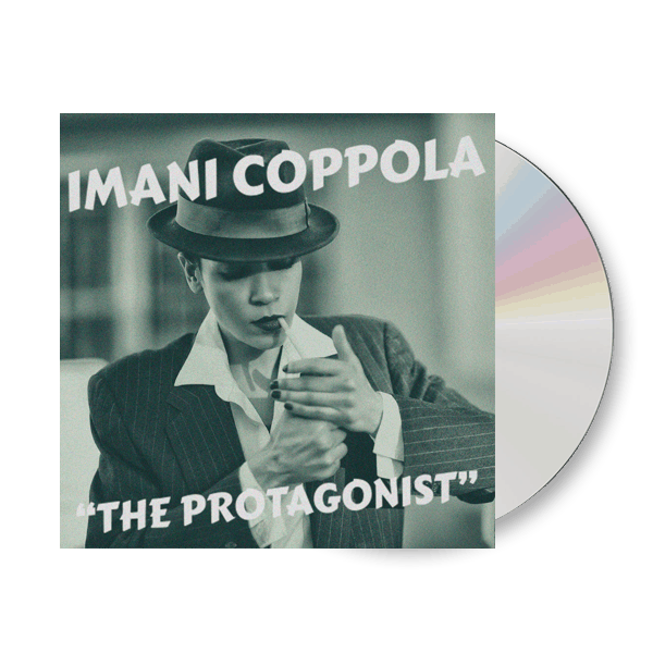 Buy Online Imani Coppola - The Protagonist CD Album