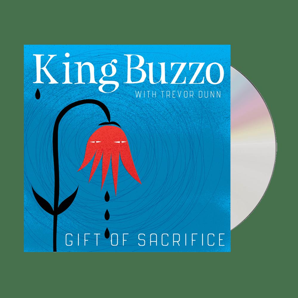 Buy Online King Buzzo (with Trevor Dunn) - Gift Of Sacrifice CD Album