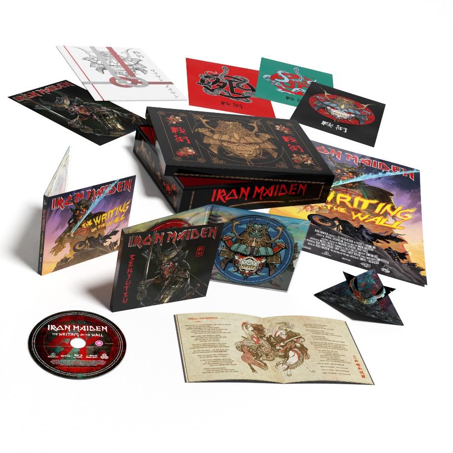 Senjutsu Super Deluxe Boxset