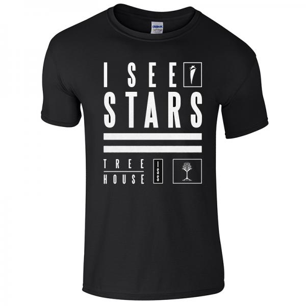 Buy Online I See Stars - Treehouse <br /><br />T-Shirt