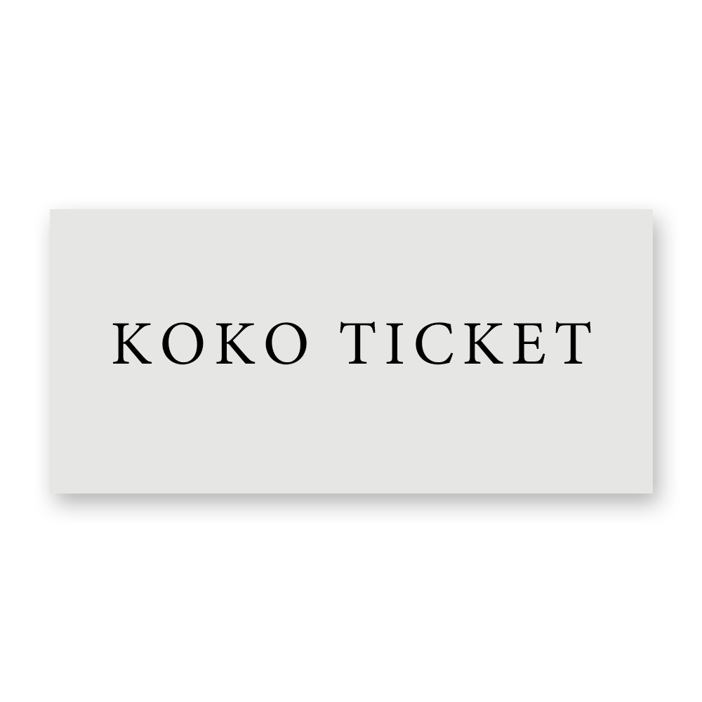 Buy Online Island - Koko Gig Ticket - London, 23rd May 2018.