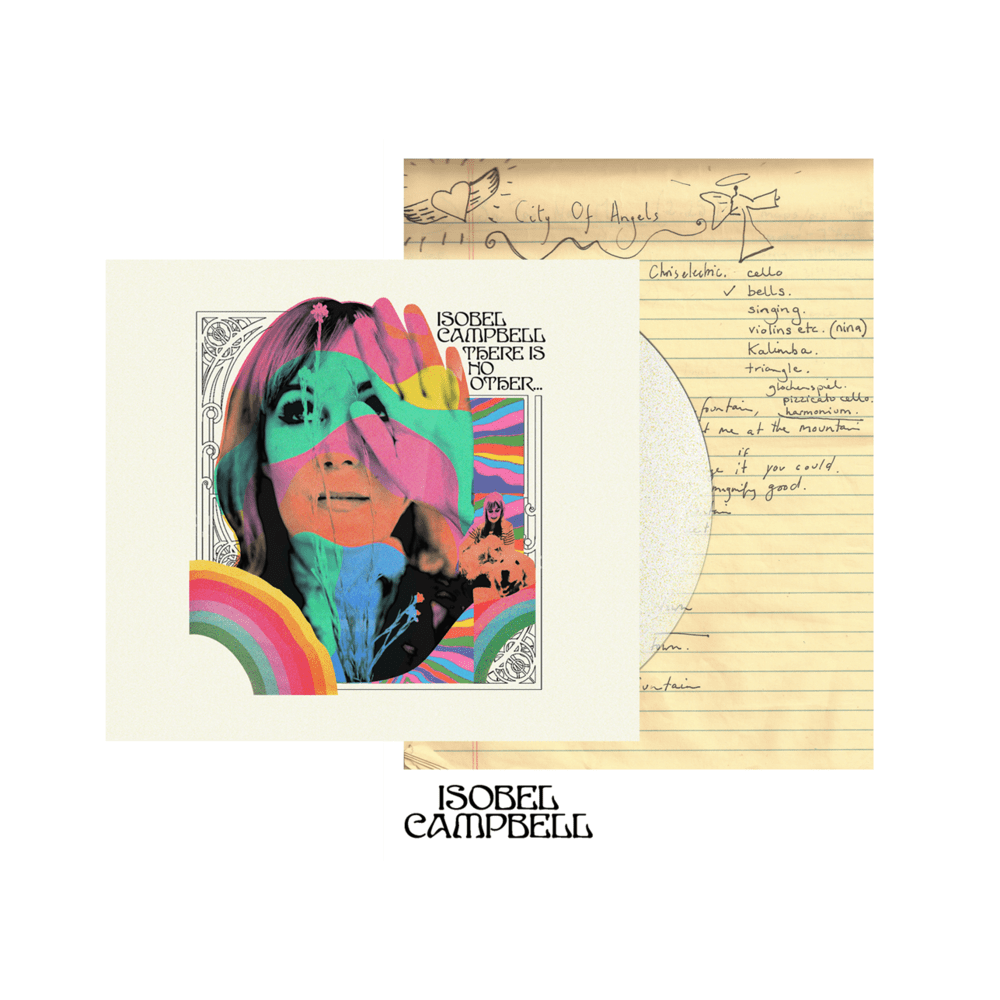 Buy Online Isobel Campbell - There Is No Other + Signed Lyric Sheet