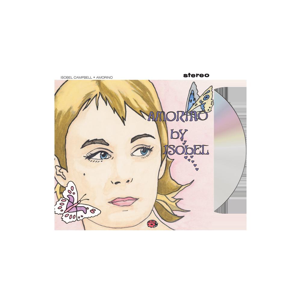 Buy Online Isobel Campbell - Amorino CD Album