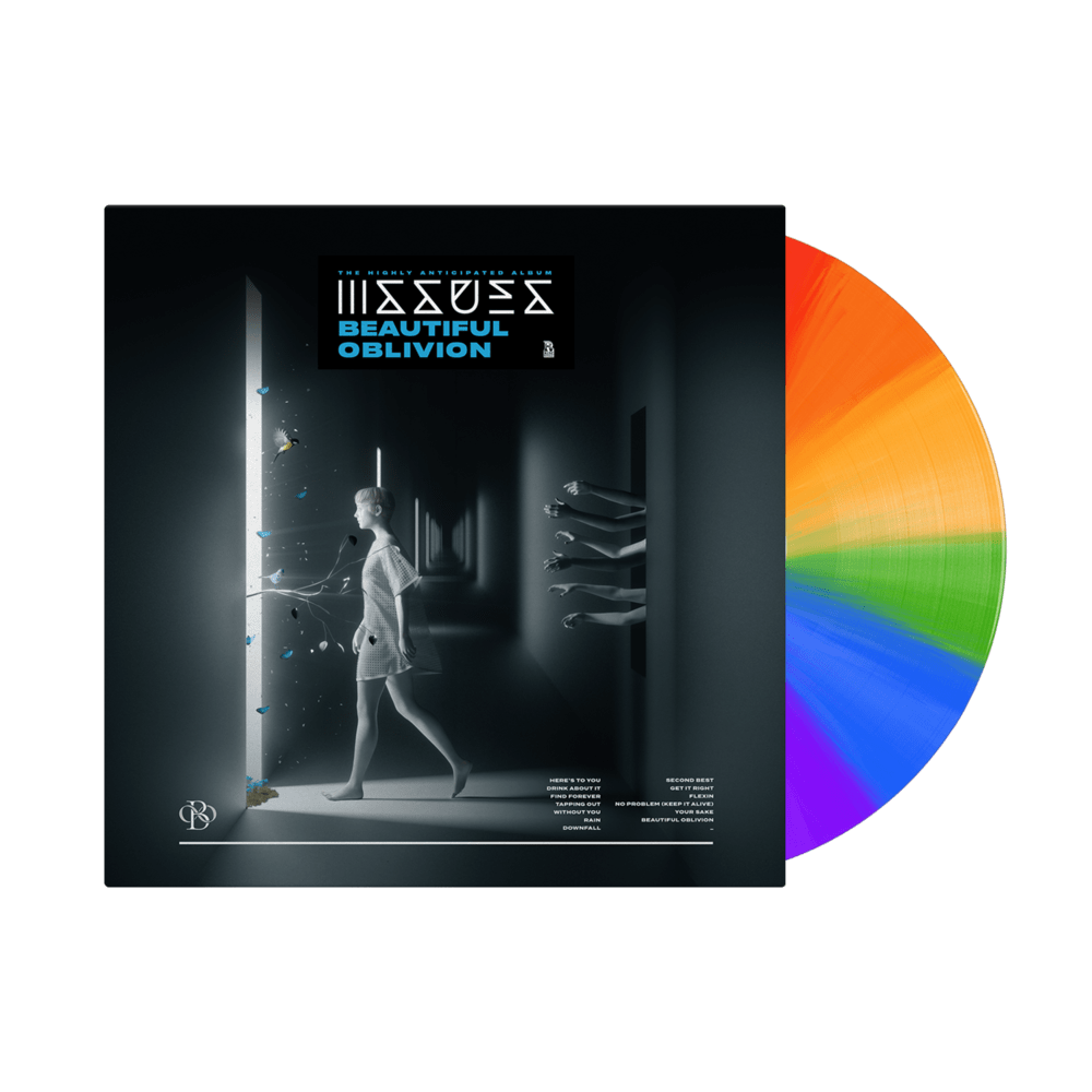 Buy Online Issues - Beautiful Oblivion Rainbow Picture Disc