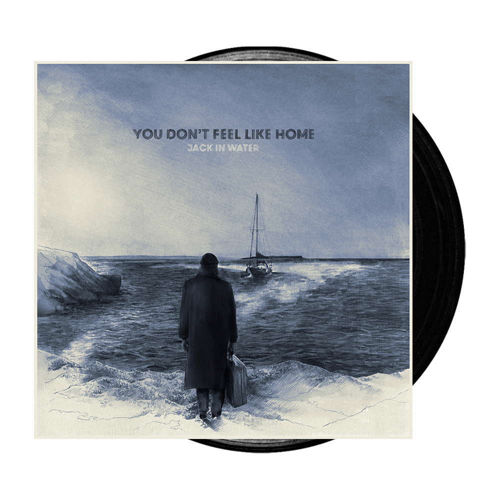 You Don't Feel Like Home Vinyl