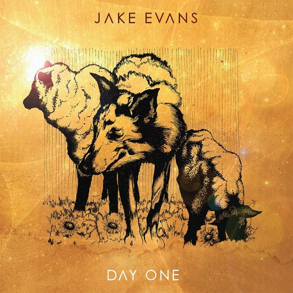 Buy Online Jake Evans - Day One (Signed) (LTD ED LP W/CD Insert & Exclusive Bonus 4 Track CD EP)