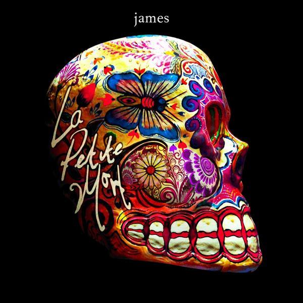 Buy Online James - La Petite Mort CD Album (W/ Exclusive A4 Print)